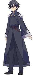 Karakter Anime Death March Kara Hajimaru Isekai Kyōsōkyoku