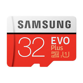MICRO SD MEMORIA EVO SAMSUNG 32GB MB-MC32GA/EU