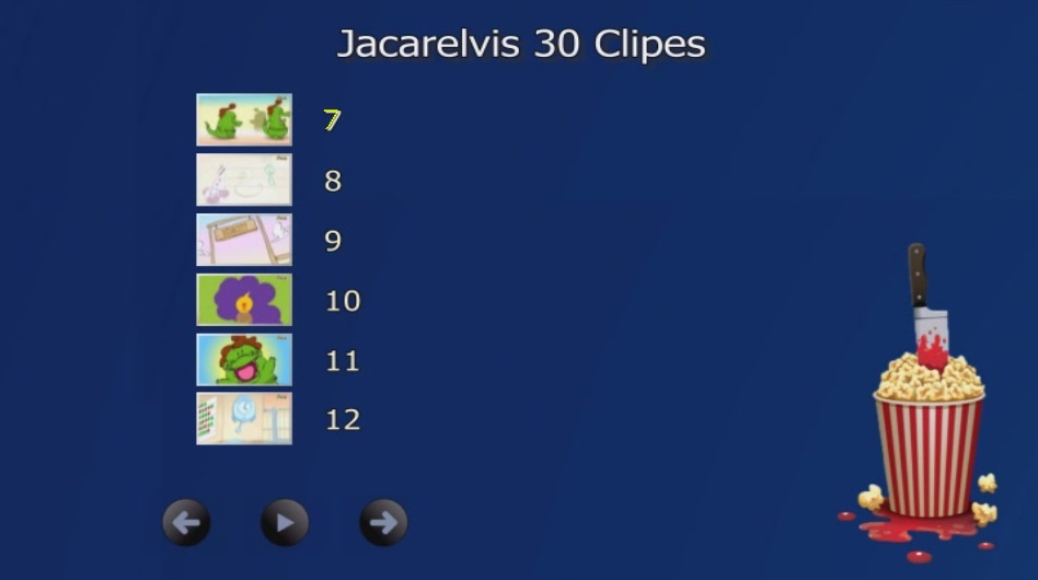 CLICK AQUI  Jacarelvis E Amigos 30 Clipes DVDRip + DVD-R 2