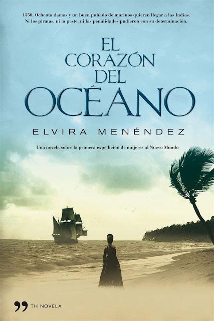 El corazón del océano | El corazón del océano #1 | Elvira Menéndez