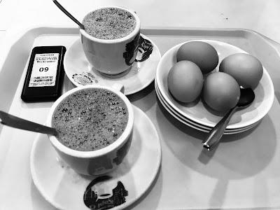 Good Morning Nanyang Cafe, Far East Plaza