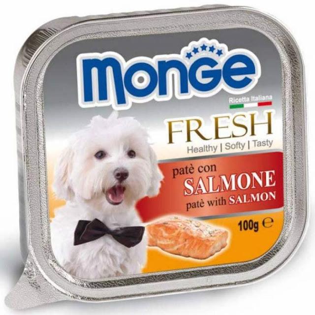 Pate Monge Salmon vị cá hồi
