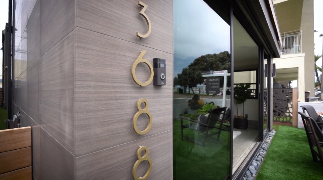 31 Photos vs. Tour 3688 Bayside Walk, San Diego, CA Luxury Home Interior Design