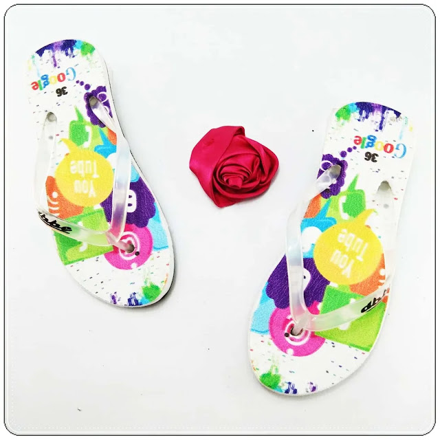 grosirsandalmurah.org - sandal wanita - AMX CMR Simplek Wanita