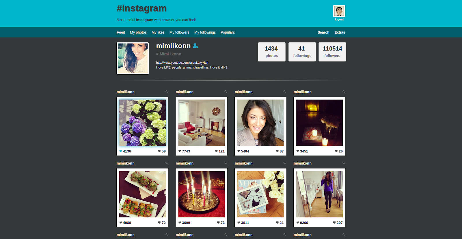 Instagram Web Viewer, Instagram Web Viewer script, Instagram Web Viewer nulled script