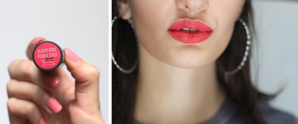 sigma lipstick bloody good