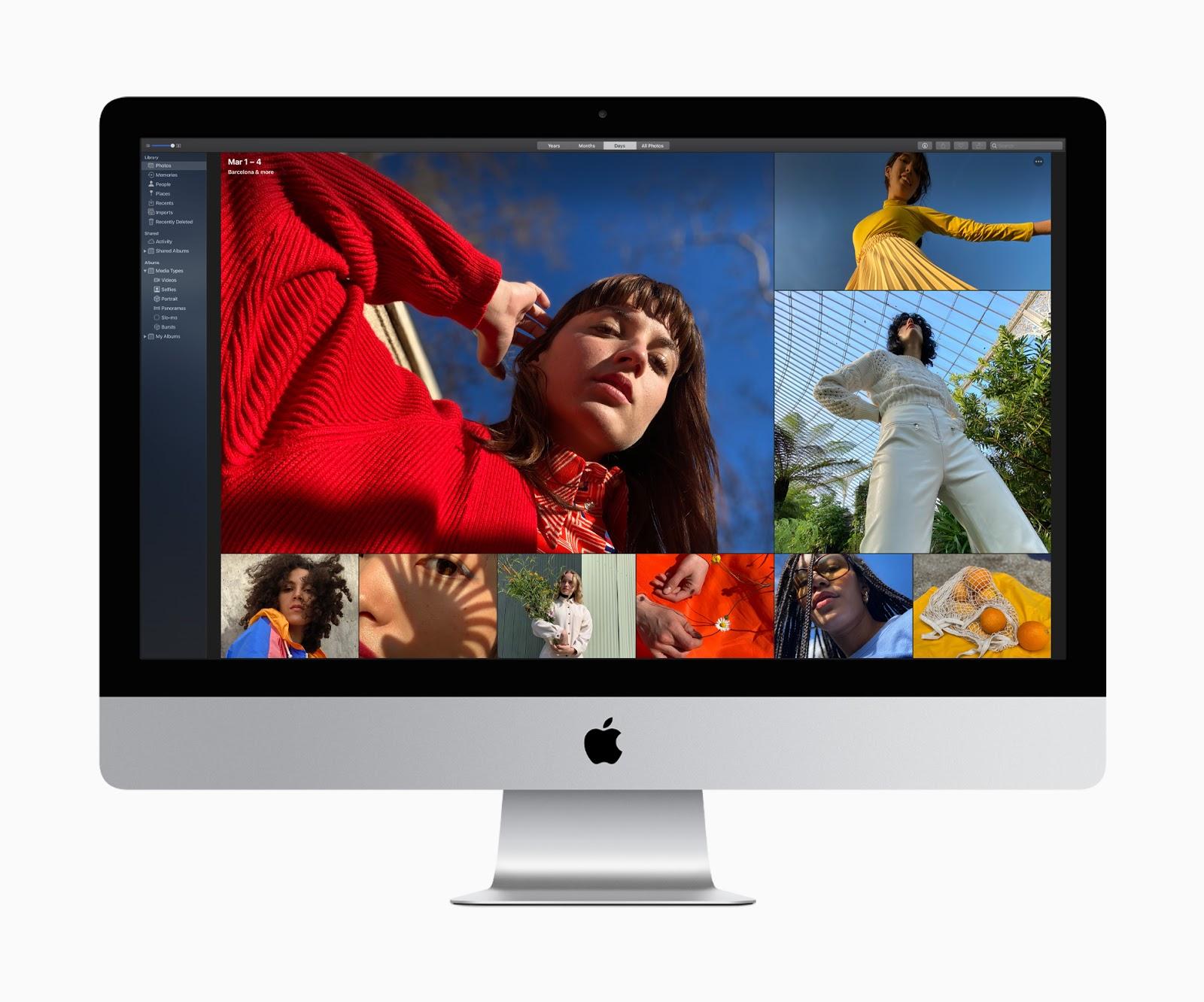 2020 27-inch iMac gets a major update