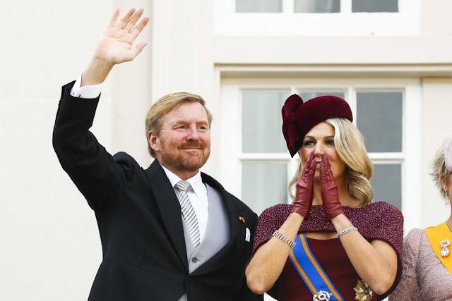 اللاجئون والبريكست حاضران في خطاب العرش لملك هولندا فيليم ألكسندر