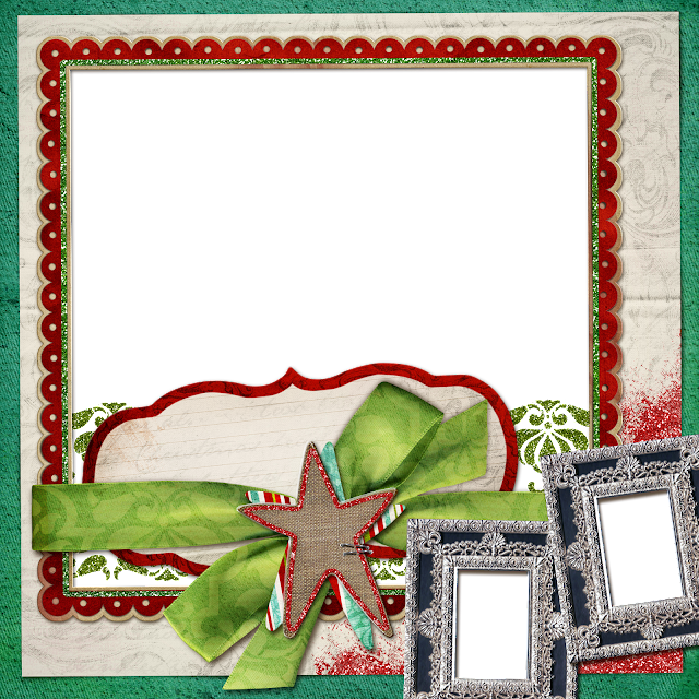 marcos, frame, navidad, christmas, png, phtoscape, quickpage
