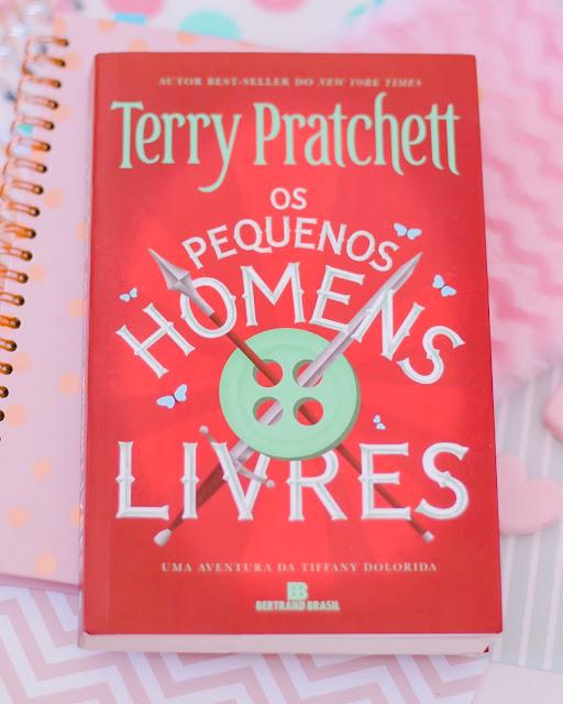 Os Pequenos Homens Livres - Terry Pratchett