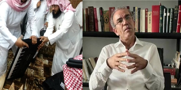 احمد عصيد تخلف المسلمين العلوم العقلية في الاسلام والفقهاء