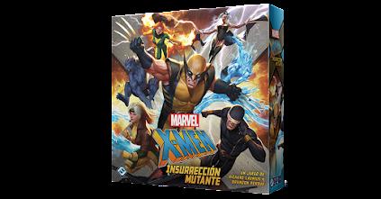 X-Men: Insurrección Mutante (unboxing) El club del dado Mi01es_m_1