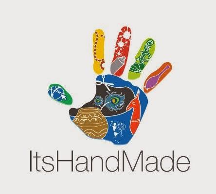 ItsHandMade-Logo Partecipazione Eleganza retrò con pocket effetto linoColore Avorio Colore Beige Colore Bianco Partecipazioni Effetto Lino
