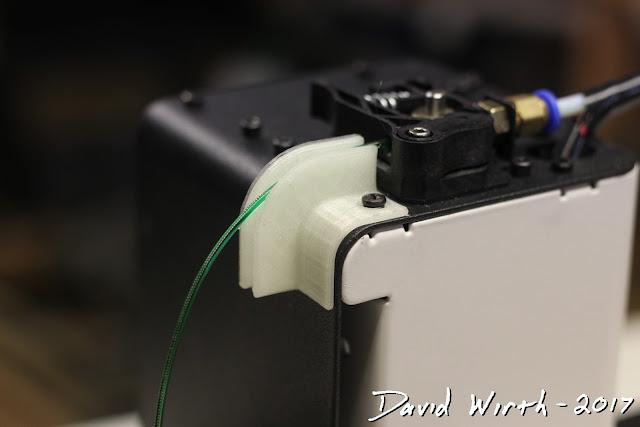 filament alignment, modification, 3d printer