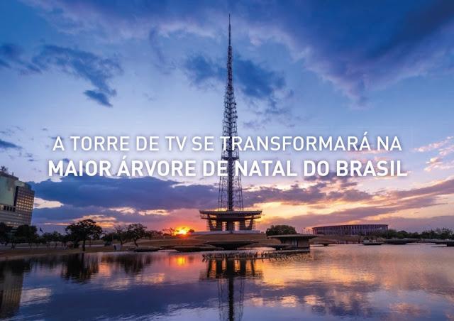 cidades para curtir o Natal no Brasil - Brasília