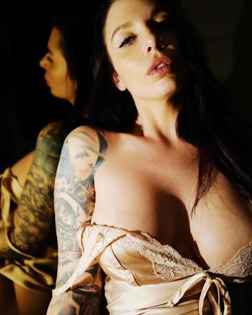 Ivy Lebelle Hot & Sexy Pics