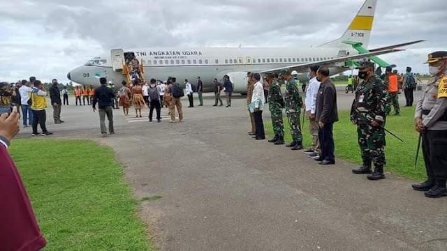 Untung Sangaji Sambut Kehadiran Mahfud MD dan Tito Karnavian di Merauke.lelemuku.com.jpg