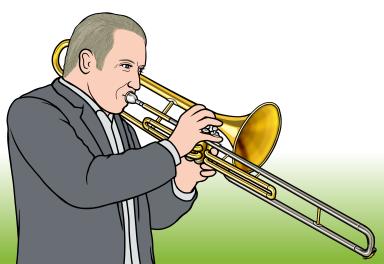 バルブ・トロンボーン valve-trombone