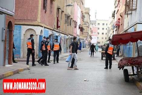 أخبار المغرب: جهة الدار البيضاء تسجل التزام متفاوت بالطوارئ الصحية