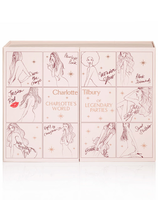 Charlotte Tilbury 2016 advent calendar