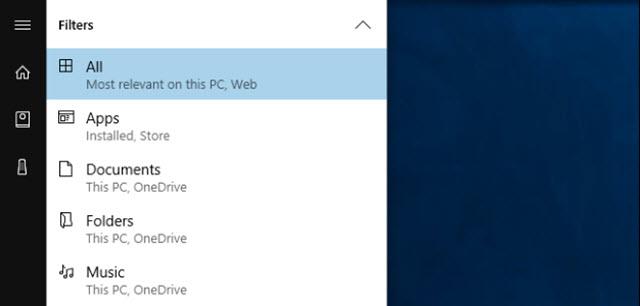 3 طرق مختلفة للبحث بسرعة عن الملفات فى الكمبيوتر الخاص بك على ويندوز 10