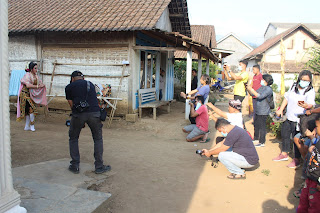 Lokasi pembuatan Film ini teryata ada di Kecamatan Jabung - Kab. Malang.