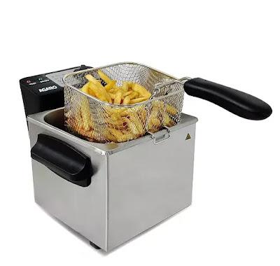 AGARO - 33390 Marvel 1700-Watt Electric Deep Fryer | Best Deep Fryers for Home Use in India | Best Deep Fryers Reviews