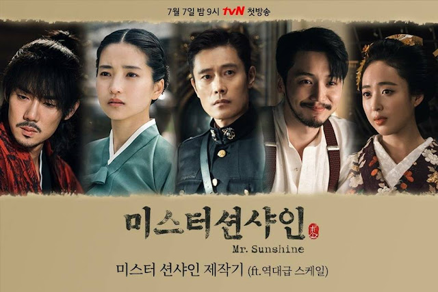 Mr. Sunshine Batch Subtitle Indonesia