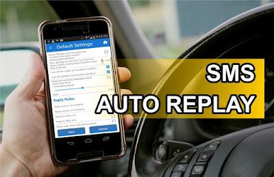 balas SMS secara Otomatis