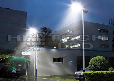 lamparas solares todo en uno