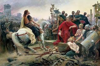 Giulio Cesare riassunto per bambini
