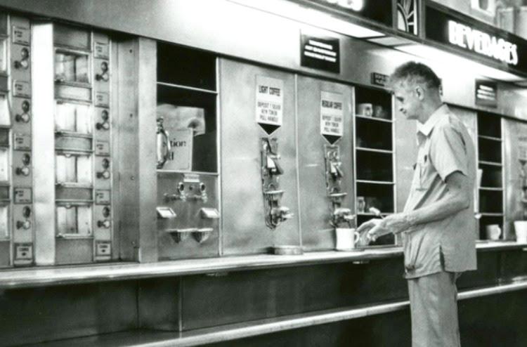 A Vintage Nerd Automats Vintage New York