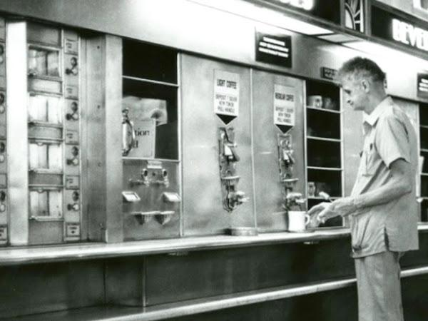 Vintage New York: Automats