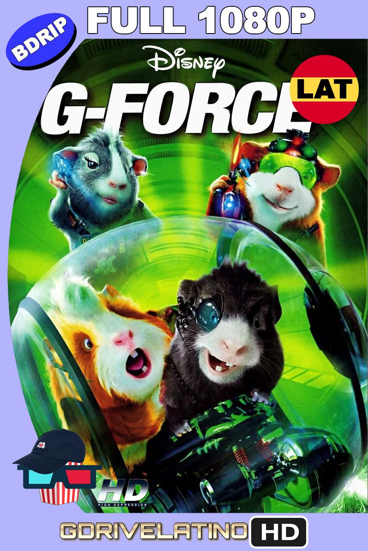 Fuerza G : Licencia Para Espiar (2009) BDRip 1080p Latino-Ingles MKV