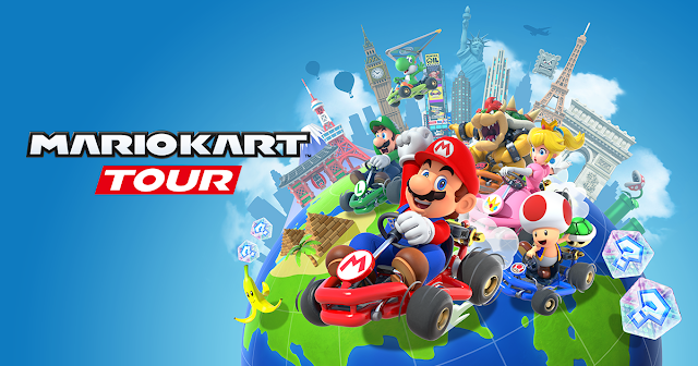 Nintendo's Mario Kart Tour exceeds $200 million mark within just 18 months
