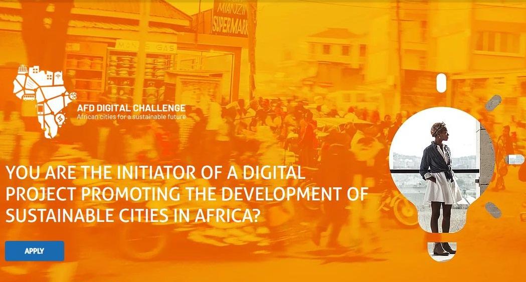 Challenge numérique de l'Agence française de développement 2021