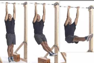 Abdominales para salto vertical