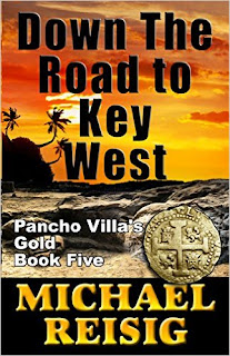 Down The Road To Key West - High Caribbean Adventure by Michael Reisig