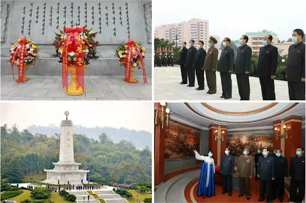 Kim Jong Un sends floral basket to Friendship Tower