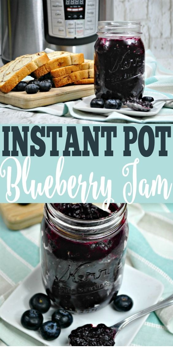 Instant Pot Homemade Jelly