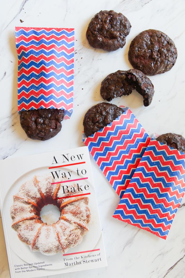 Flourless Spiced Chocolate Cookies   the best gluten-free cookies I've ever eaten ♥ bakeat350.net