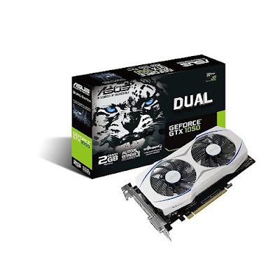 NVidia GeForce GTX 1050フルドライバーのダウンロード