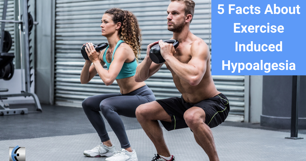 Photo of Top 5 Fridays! 5 facts about exercise-induced hypoalgesia | Modern Manual Therapy Blog