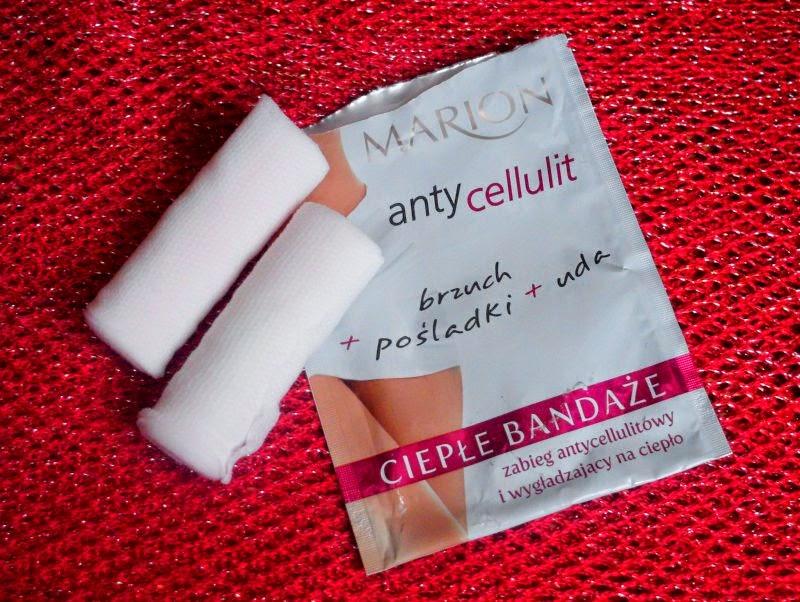 ciepłe bandaże na cellulit marion