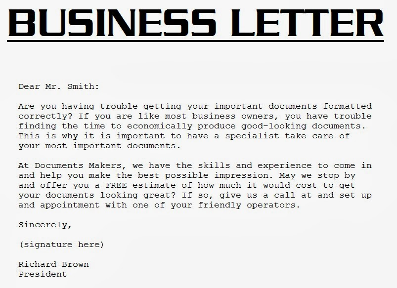 business letter definition kesaksian hidup part 2 assignment for business 1 44474