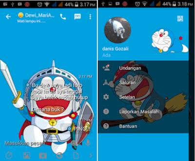 BBM MOD Doraemon v2.13.1.14 APK (UPDATE)