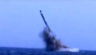 SLBM Korea Utara
