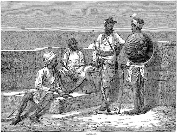 वीर राजपूतो का इतिहास - राजपूत कौन होते है