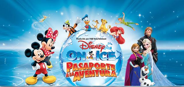 Fechas Disney on Ice Monterrey 2016 Julio boletos baratos primera fila hasta adelante