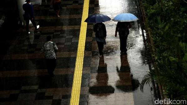 BMKG Prediksi Sejumlah Wilayah di Indonesia Hujan Hari Ini, Termasuk DKI